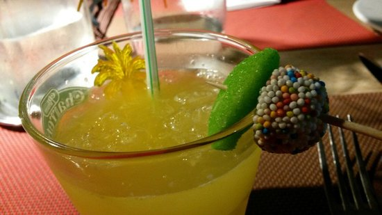 La Bobine : Cocktail of the day 24 Aug 2014 - Crazy Sunday