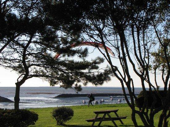 Mercure Les 3 Iles Chatelaillon Plage Hotel : vue océan