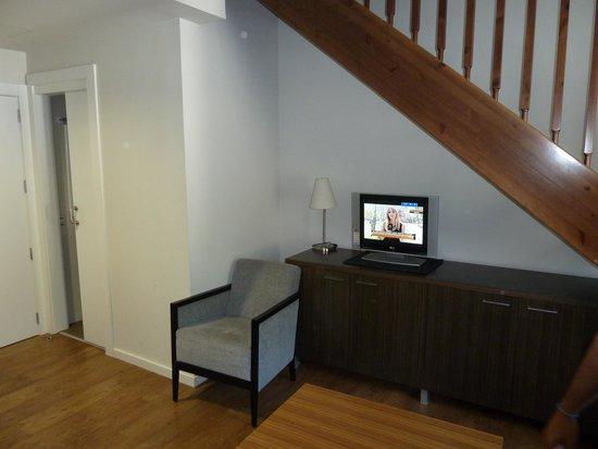 Hotel HG Apartamentos Isaba: salita