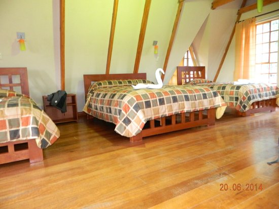 Amaru Valle Hotel: Habitaciones muy cómodas