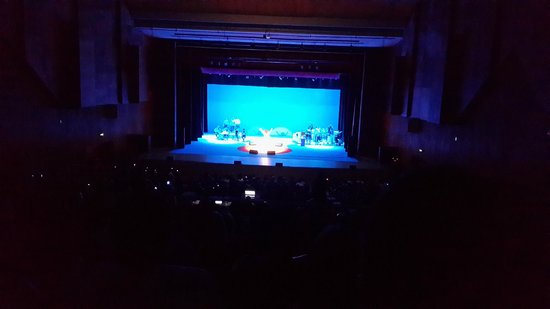Teatro Castro Alves: Palco do TCA