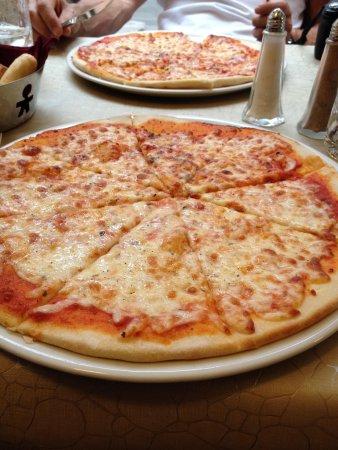 Osteria Ae Sconte: Pizza