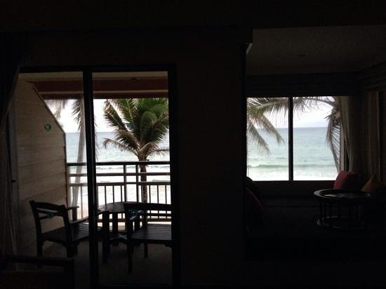 Outrigger Laguna Phuket Beach Resort: A view from the Club Room