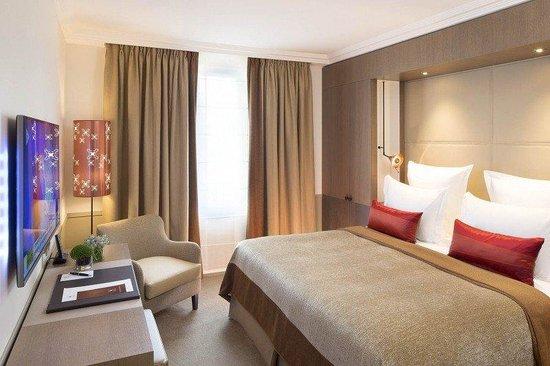 Hotel Villa Saxe Eiffel: guest room