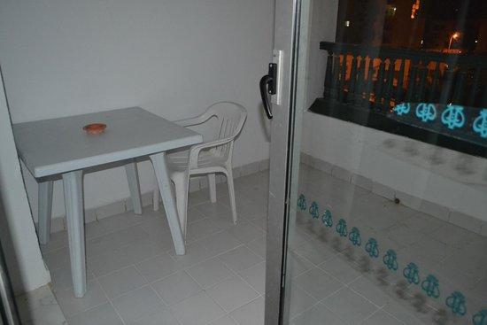 Tej Marhaba Hotel : Балкон