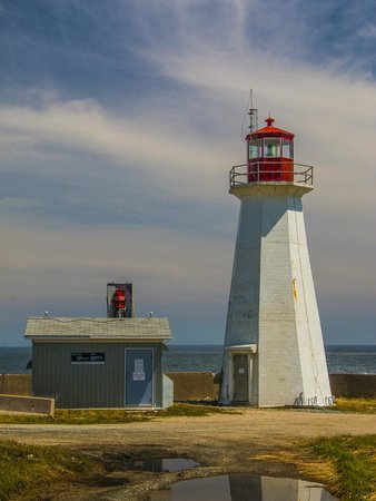 Western Head Lighthouse: Lighthouse