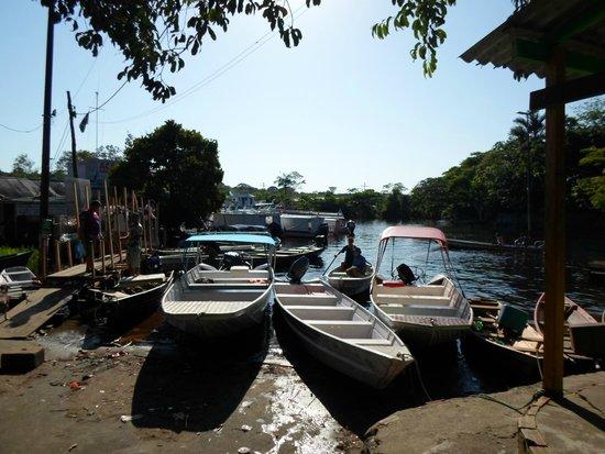 Museu do Seringal Vila Paraiso : Marina do Davi