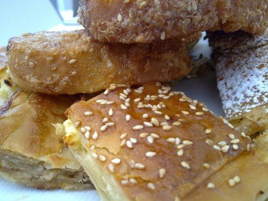 Airotel Galaxy: Greek breakfast