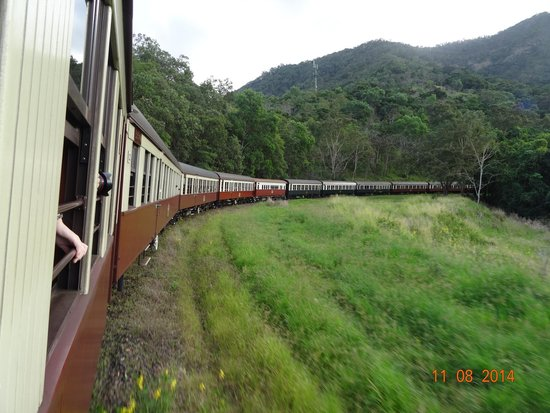 Down Under Tours - Day Tours: Scenic railway