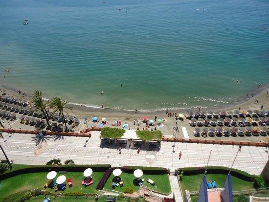 TUI Sensimar Riviera by MedPlaya: Vista desde la habitacion