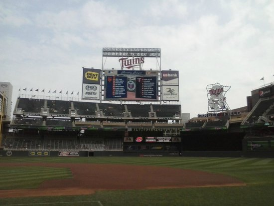 Target Field: Field level view