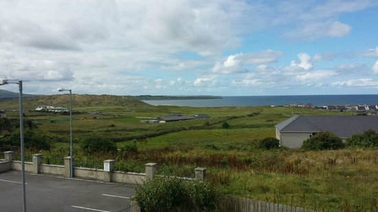 Strandhill Lodge and Suites Hotel: Room View