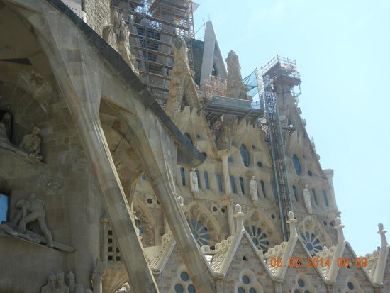 Basilica of the Sagrada Familia: Sagrada