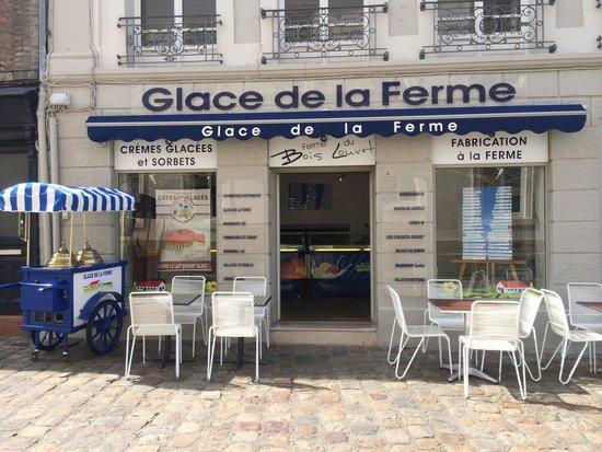 Glace A La Ferme Bois Himont - Glaces de la Ferme, Honfleur Restaurant Reviews, Phone Number& Photos TripAdvisor