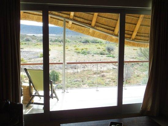 Sanbona Game Reserve - Gondwana Lodge: The view
