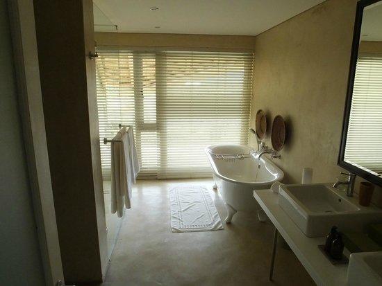 Sanbona Game Reserve - Gondwana Lodge: Bathroom
