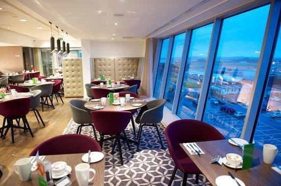 Holiday Inn Southend Restaurant Menu