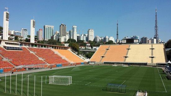 Museo del Fútbol: O estádio