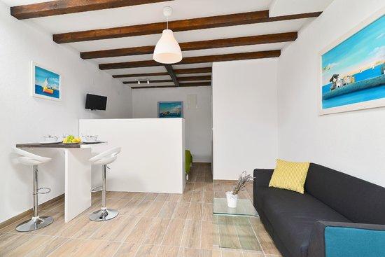 Apartments Kampanel