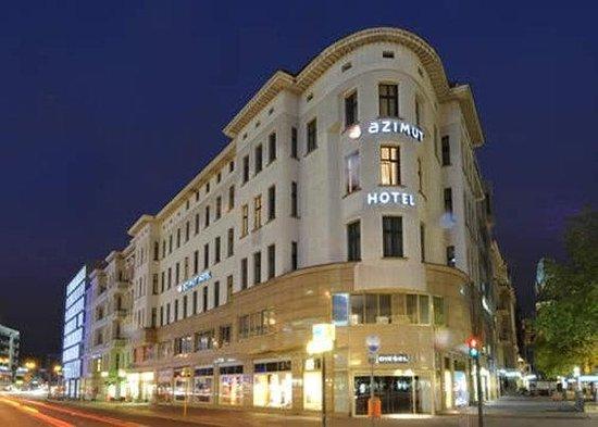 柏林庫坦大街阿茲慕酒店