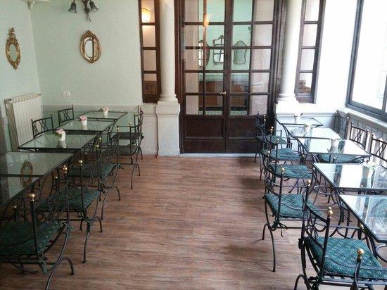 Torre Guelfa Hotel: Sala colazione