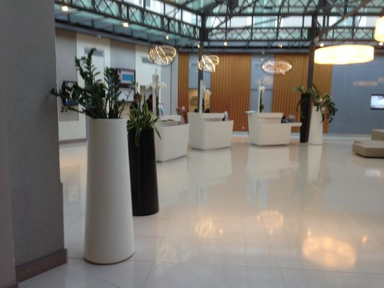 Novotel Toulouse Centre Wilson : Lobby