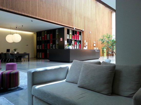 Inspira Santa Marta Hotel: Hall principale