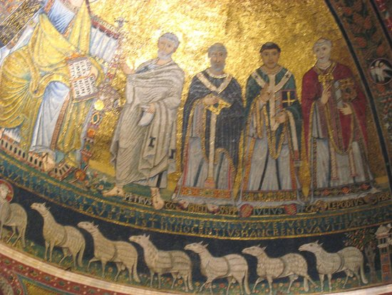 Santa Maria in Trastevere: Rich in religious themes
