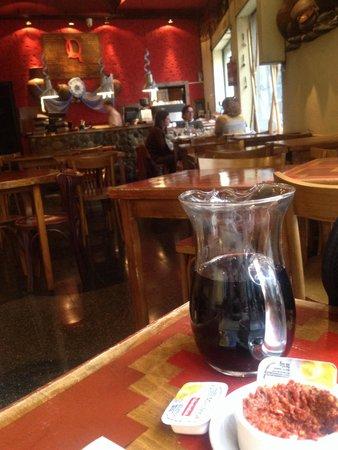 La Querencia: D-comida criolla