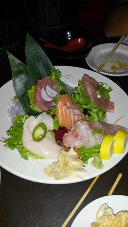 Moshi Moshi South Beach: Sashimi