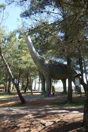 Parco Preistorico: Brachiosauro