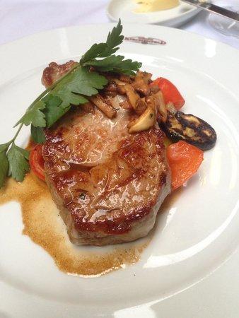 Restaurant Krone: Feines Steak