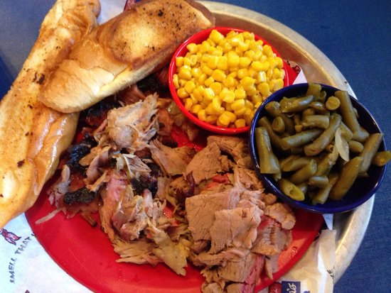 Pork and beef choose two bandana 39 s barbecue mount vernon tripadvisor - Choose best pork ...