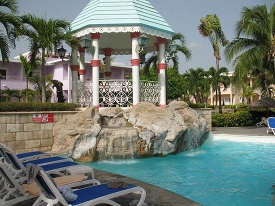ClubHotel Riu Bachata: Our view from pool