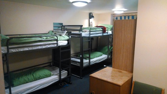 YHA London St Pancras: Bunk Beds