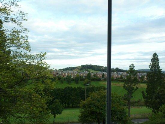 Best Western Edinburgh South Braid Hills Hotel: View to west from room
