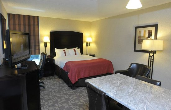 Holiday Inn & Suites Charleston West: 1 Queen bed with kitchenette