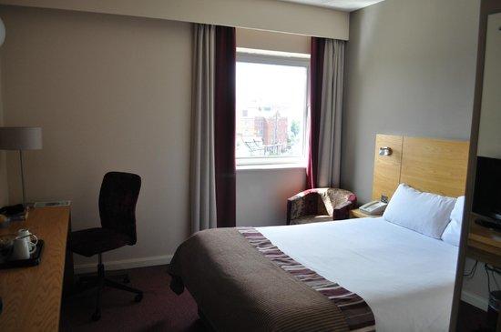 Jurys Inn Exeter: Double room
