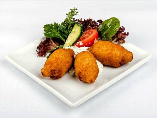 Pasha Central Asian Restaurant: Icli Kofte