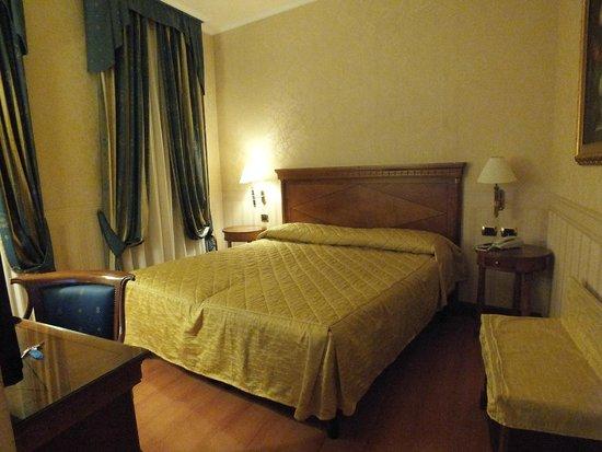 Antico Panada : Notre chambre