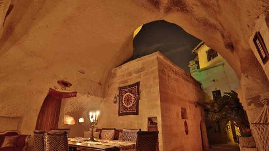 Lamihan Hotel Cappadocia: Otel & Açık Alanları
