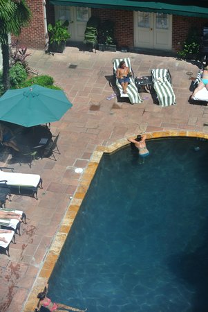 Bourbon Orleans Hotel: Pool