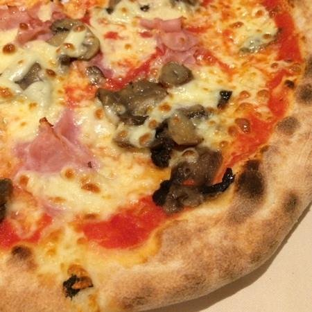 Pizzeria Ristorantino Da Roberto : Great pizza