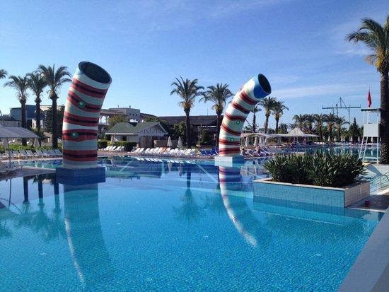 Holiday Village Turkey Hotel: Main Pool