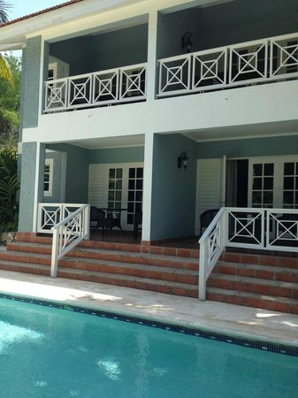 Sandals Ochi Beach Resort : Our Butler Villa Suite & Pool