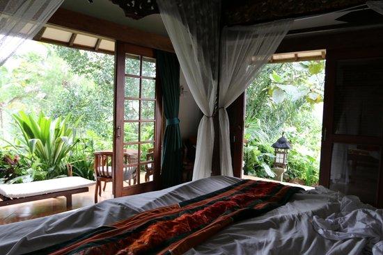 Alam Sari: Inside the room