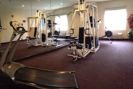 Red Roof Inn & Suites Detroit - Lincoln Park: Fitness Room