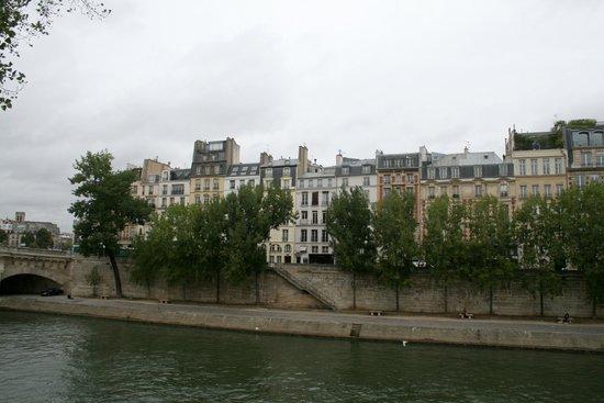 Río Sena: Seine River, Paris, France