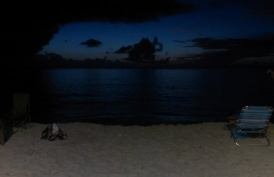 Rainbow Beach: Still hanging out in the dark 7/2014