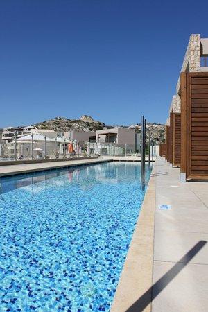 Puravida Resort Blue Lagoon: Swim-In-Zimmer